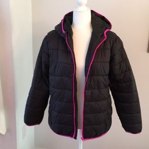 NWT kids Xersion puffer coat
